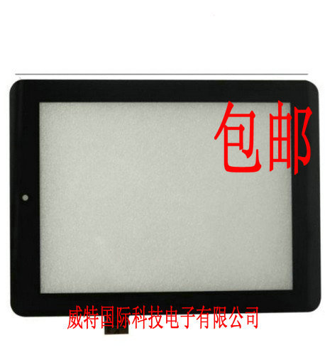 10PCs/lot Digitizer Touch Screen Panel Glass For Nextbook 8 Inch Dual Core Tablet Model NX008HD8G New Replacement free shipping replacement new lcd display touch screen digitizer glass assembly for amazon kindle fire hd8 hd 8 8 inch black free shipping