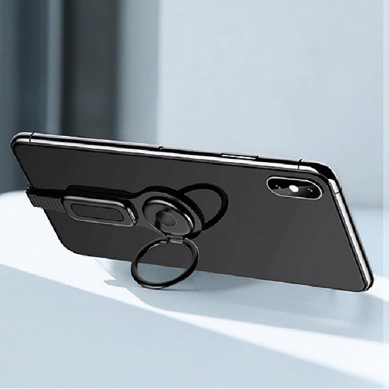 Für Beleuchtung Dual Adapter & Ring Halter USAMS 3,5mm Audio & ladegerät Einstellen Telefon Halter schnelle lade für iPhone iOS Adapter OTG