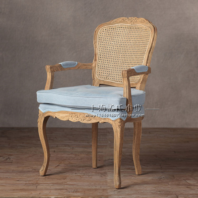 American Solid Wood Carved Dining Chairs Do The Old European Style Antique  French Chair Book