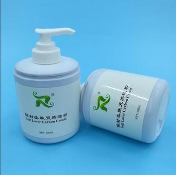 2019 New Arrival ! 300ml Soft Laser Carbon Cream Gel For Laser Skin Rejuvenation Treatment Active Carbon Cream Slimming Machine