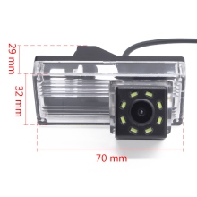 Winnida 8LED Car Rear View font b Camera b font for Toyota Reiz 2008 2009 For