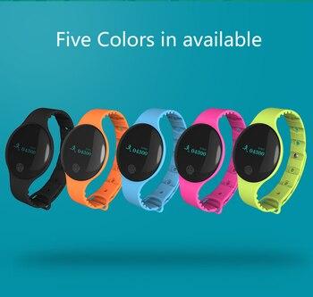 BOUNABAY Smart Sport Armband Uhr für Frauen Original Damen Shockesportivo Dame Bluetooth Wasserdichte Digital Ios Frau Uhren