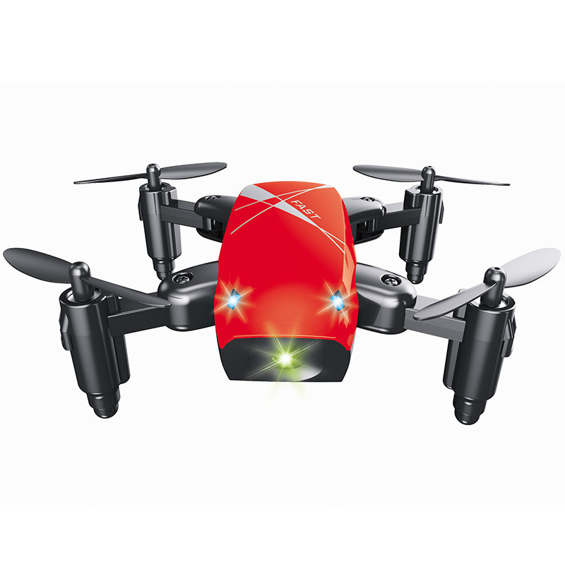 S9HW Mini Drone With Camera HD S9 No Camera Foldable RC Quadcopter Altitude Hold Helicopter WiFi FPV Micro Pocket Drone Aircraft 10