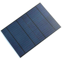 NEW 10W 18V Solar Cell Polycrystalline High Quality PET Solar Panel DIY 12V Solar Battery Charger
