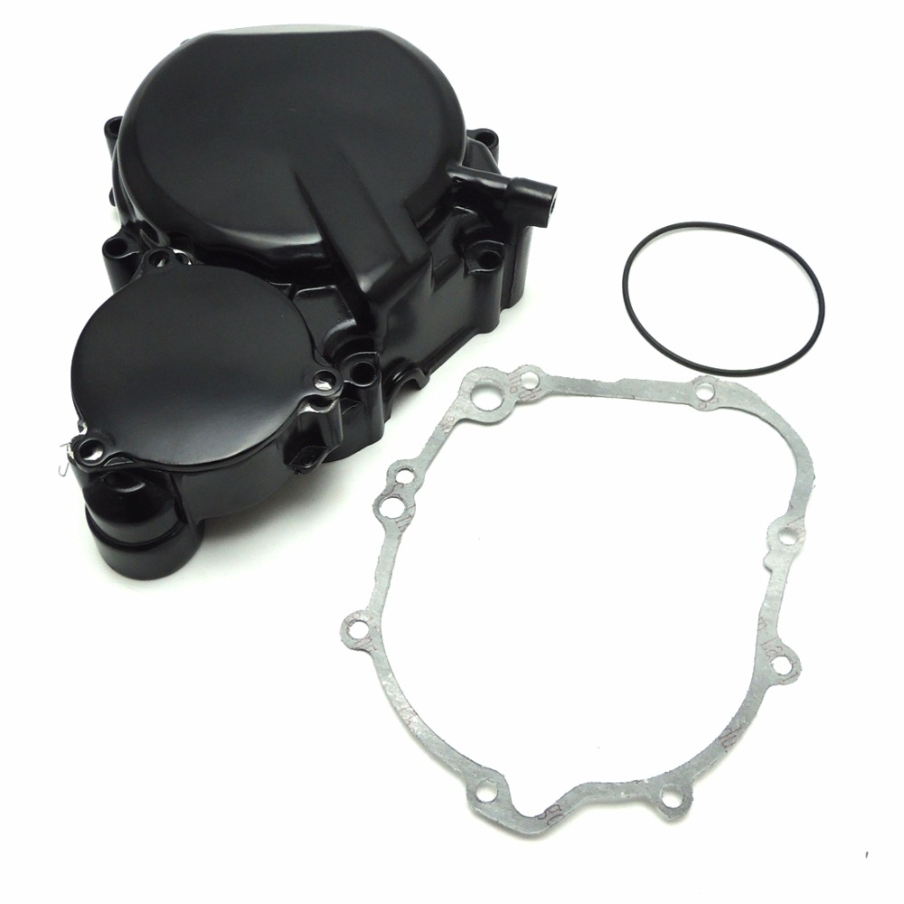 For Suzuki GSX-R600 750 Engine Stator Crank Case Cover for Suzuki GSXR600 750 2006 2007 2008 2009 2010 2011 2012 2013 2014 2015 car rear trunk security shield shade cargo cover for nissan qashqai 2008 2009 2010 2011 2012 2013 black beige