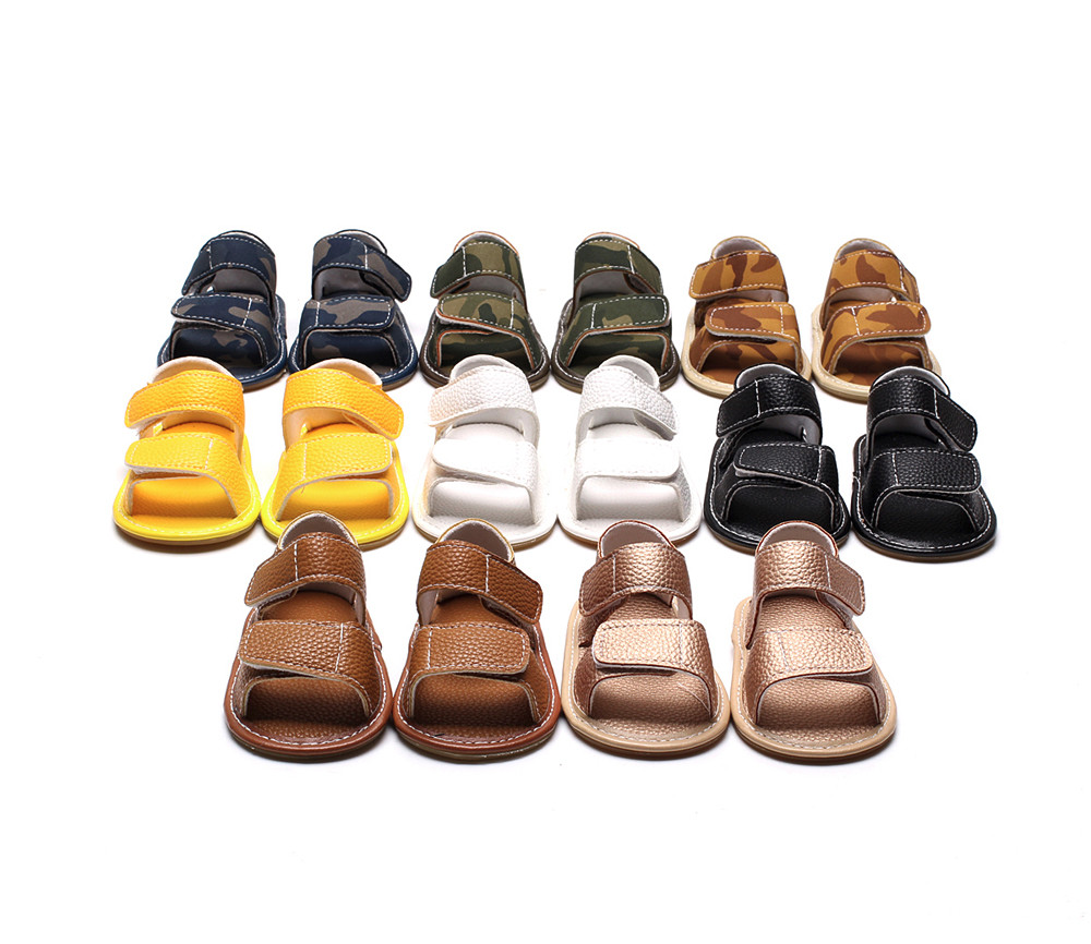Hot Popular Tassel Baby Moccasins Leather Baby Boy Shoes Infant Toddler Girl Shoes Newborn Crib Babe Camouflage Shoes