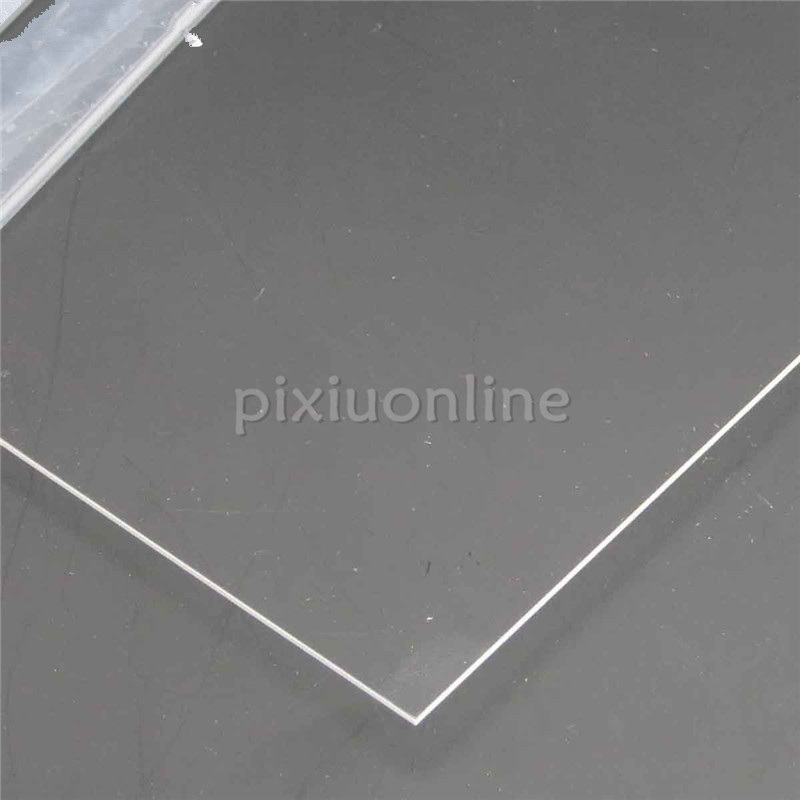 J142 Acrylic Board 30*20cm Full Thickness 2mm Cover Thicken film High Transparency Plastic Board for DIY used Free Shipping j142 acrylic board 30 20cm full thickness 2mm cover thicken film high transparency plastic board for diy used free shipping