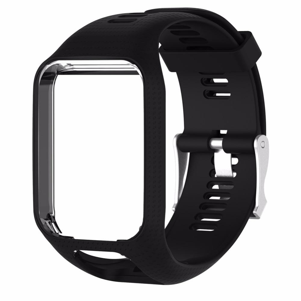In Design; Das Beste Smartband Silikonband Band Armband Ersatz Straps Rahmen Für Tomtom Funken/funken 3/runner 2/runner 3/adventurer/golfer 2 Novel