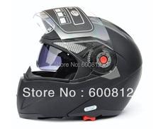 JIEKAI 105 Off Road Открытое Лицо Мотоциклетный Шлем Moto RacinG мотоцикл Езда шлемы, изготовленные из ABS и с Матовой Черной цвет