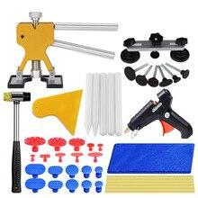 PDR tools  Dent Repair Lifter Tools Glue Gun and Sticks Professional Car Watering Paintless Tool Kit
