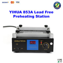 YIHUA 853A Lead Free Preheating station, Motherboard BGA Preheating machine Preheater Soldering Station