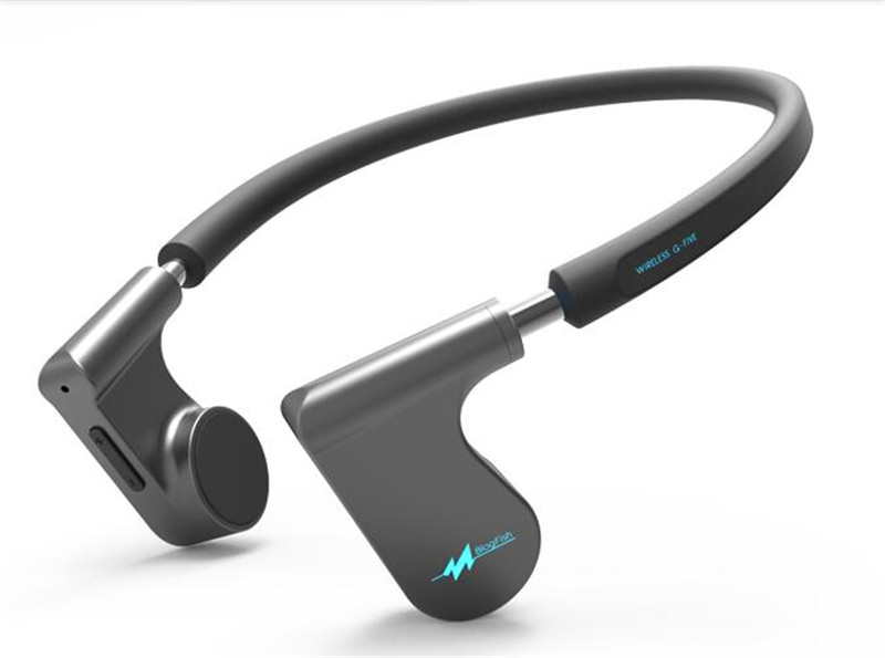 bone conduction headphones bluetooth neckband bass earphones with noise cancelling microphone bone conduction earphones headset over ear headphones active noise cancelling hifi neckband for music listening to the phone