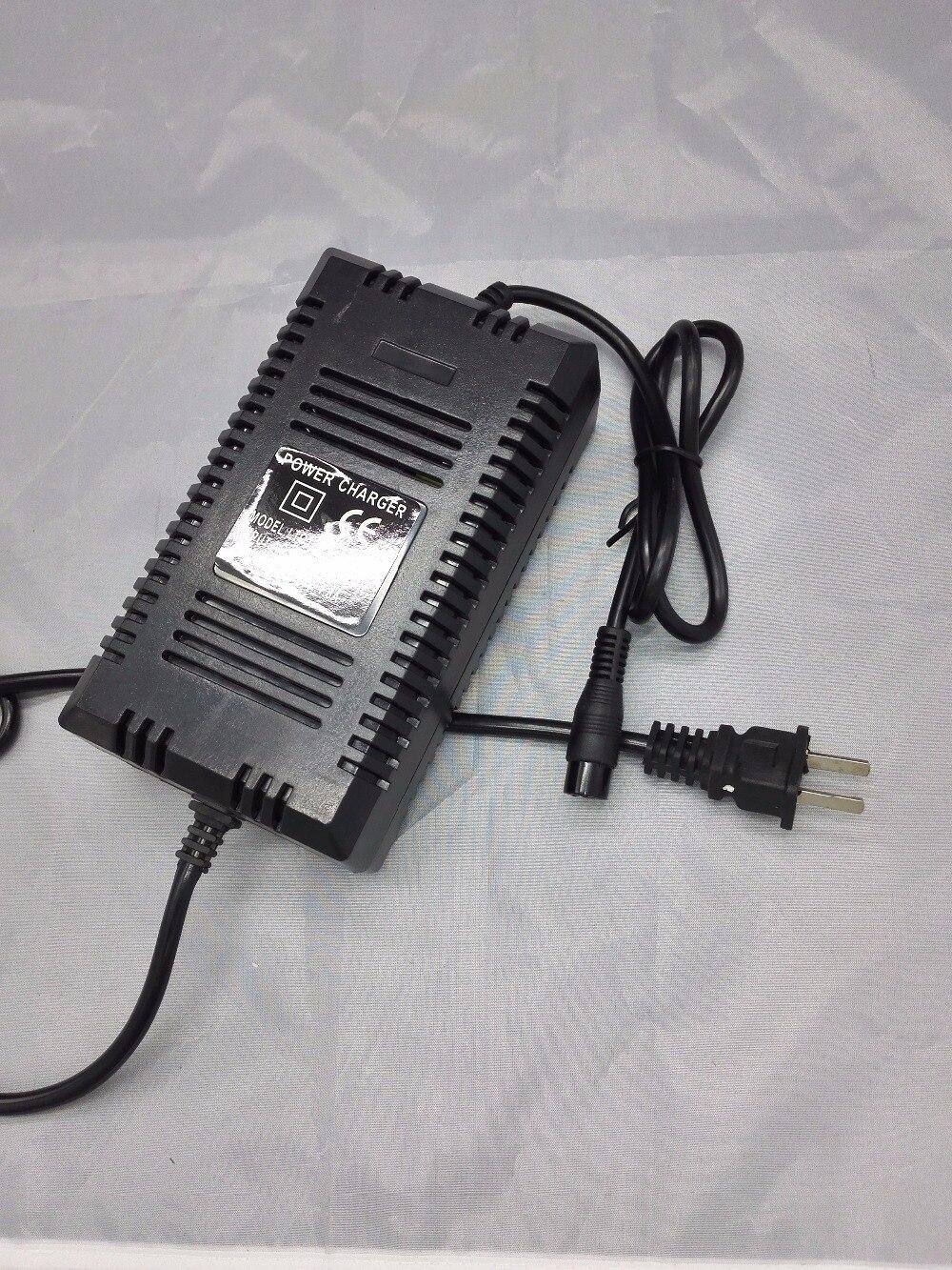 24 V 1.8A (fit pour 7-14Ah batteries au plomb-acide) E-vélo/Scooter Chargeur Pour RASOIR E100S E150 E200S E225S E300S E325S US Plug