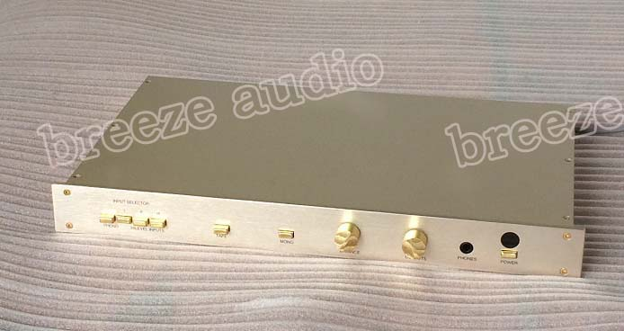 Breeze audio excellent  cloned  preamp FM244   match with FM300amplifer perfectly