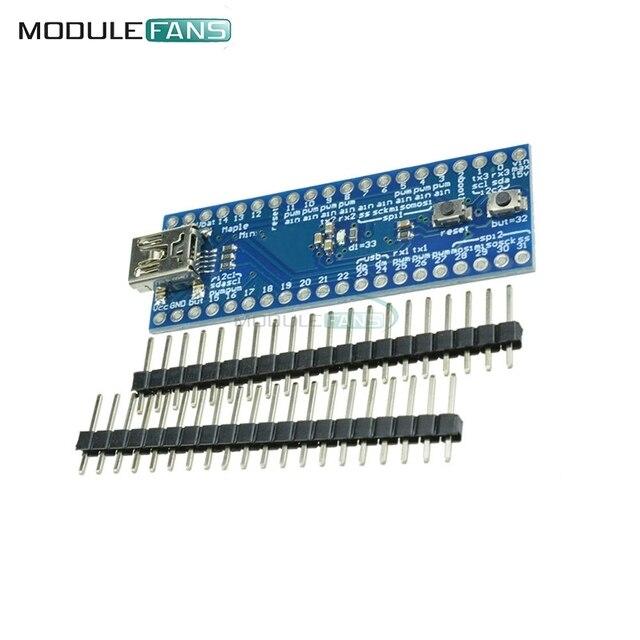 STM32F103RCBT6 ARM Cortex-M3 leaflabs Leaf maple mini module for arduino STM32