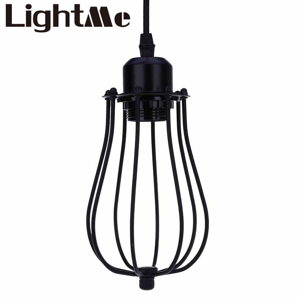 High Quality Traditional Design Pendant Light E27 Vintage