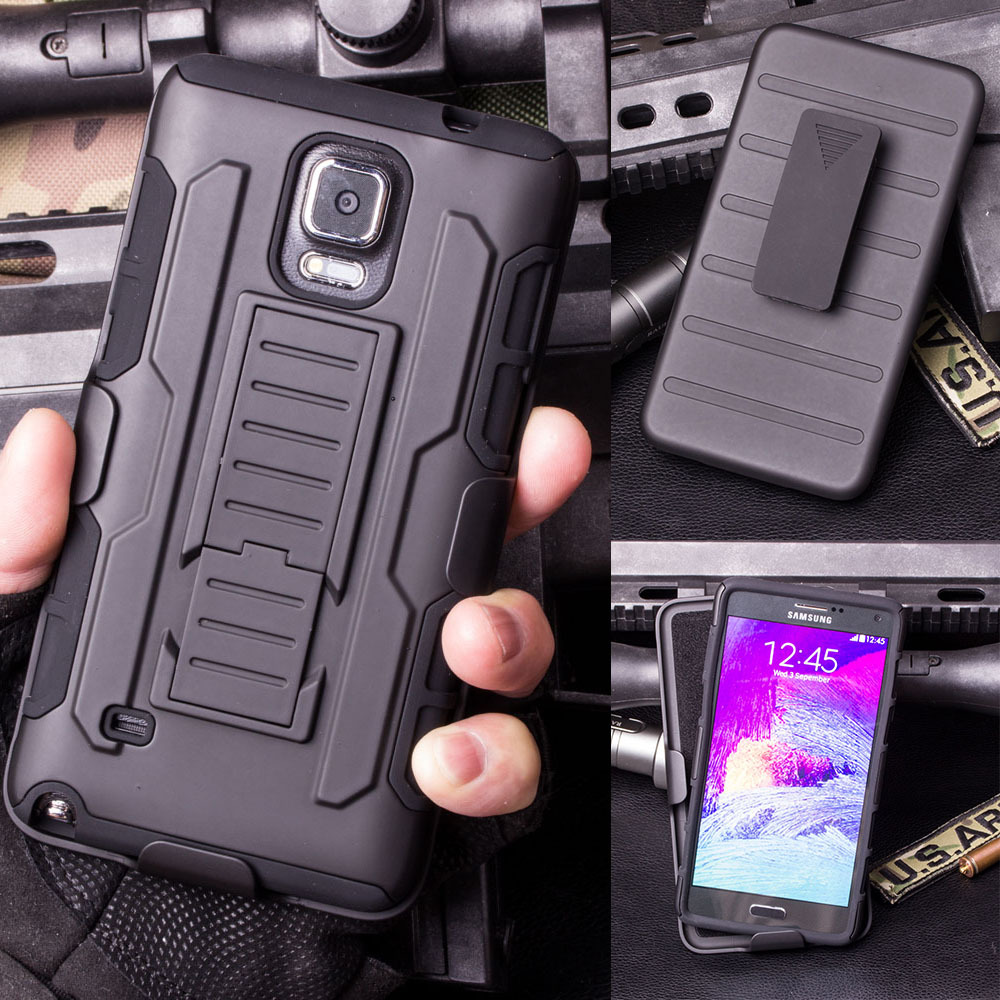 Case for Samsung Galaxy S6 Active S7 Edge S4 S5 Note 3 4 5 G530 Case Cover For iPhone 6 6S Plus 5S SE Cover Belt Clip Holster