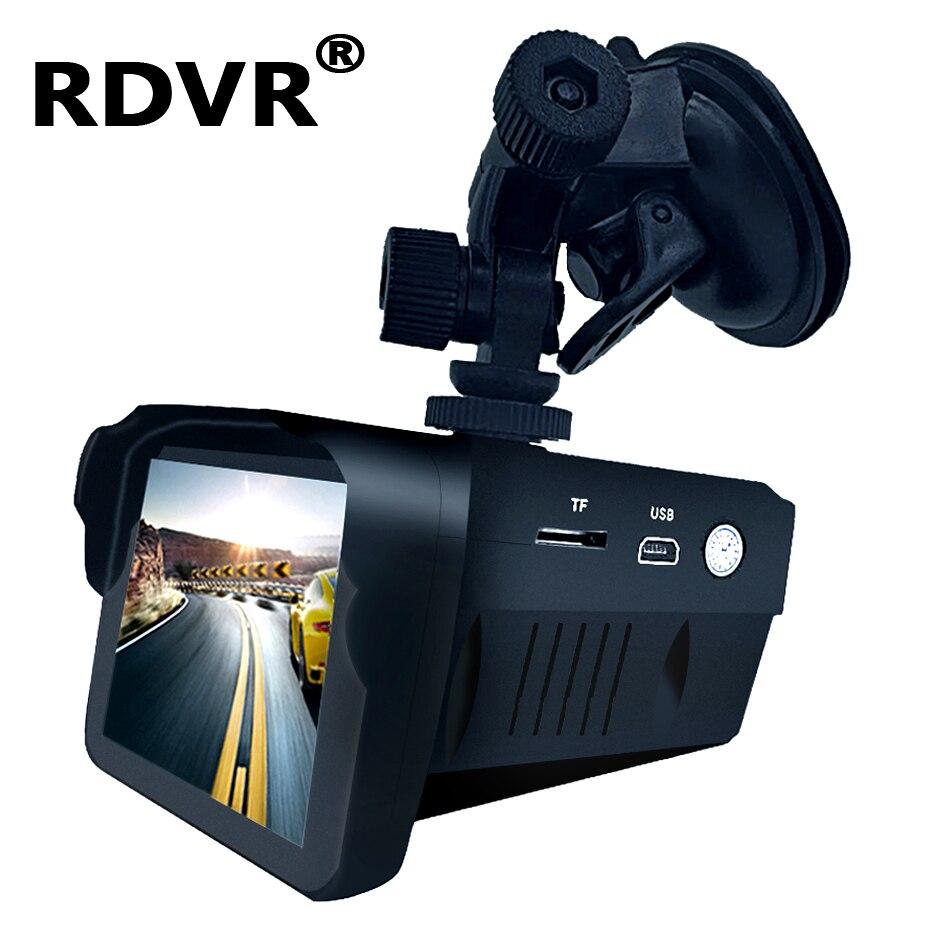 H588 автомобиль 2 в 1 Dashcam антирадар комбо скорость камера registar сигнал Анти радар dvr видеорегистратор умный радар детектор с регистратором