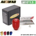 AUTOFAB -M10*1.5 Universal Racing Car JDM Manual Aluminum Sk-2 Shift Knob Shift Gear Knob For Toyota AF-SK012(M10*1.5)