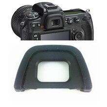 고무 뷰 파인더 접안 렌즈 DK23 아이 컵 아이 컵 0.68for Nikon DK 23 D7200 D7100 D300 D300s PB421