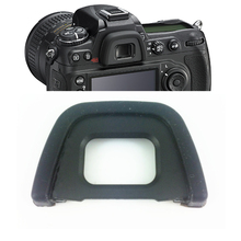 Резиновый окуляр видоискателя DK23 наглазник для Nikon DK 23 D7200 D7100 D300 D300s PB421