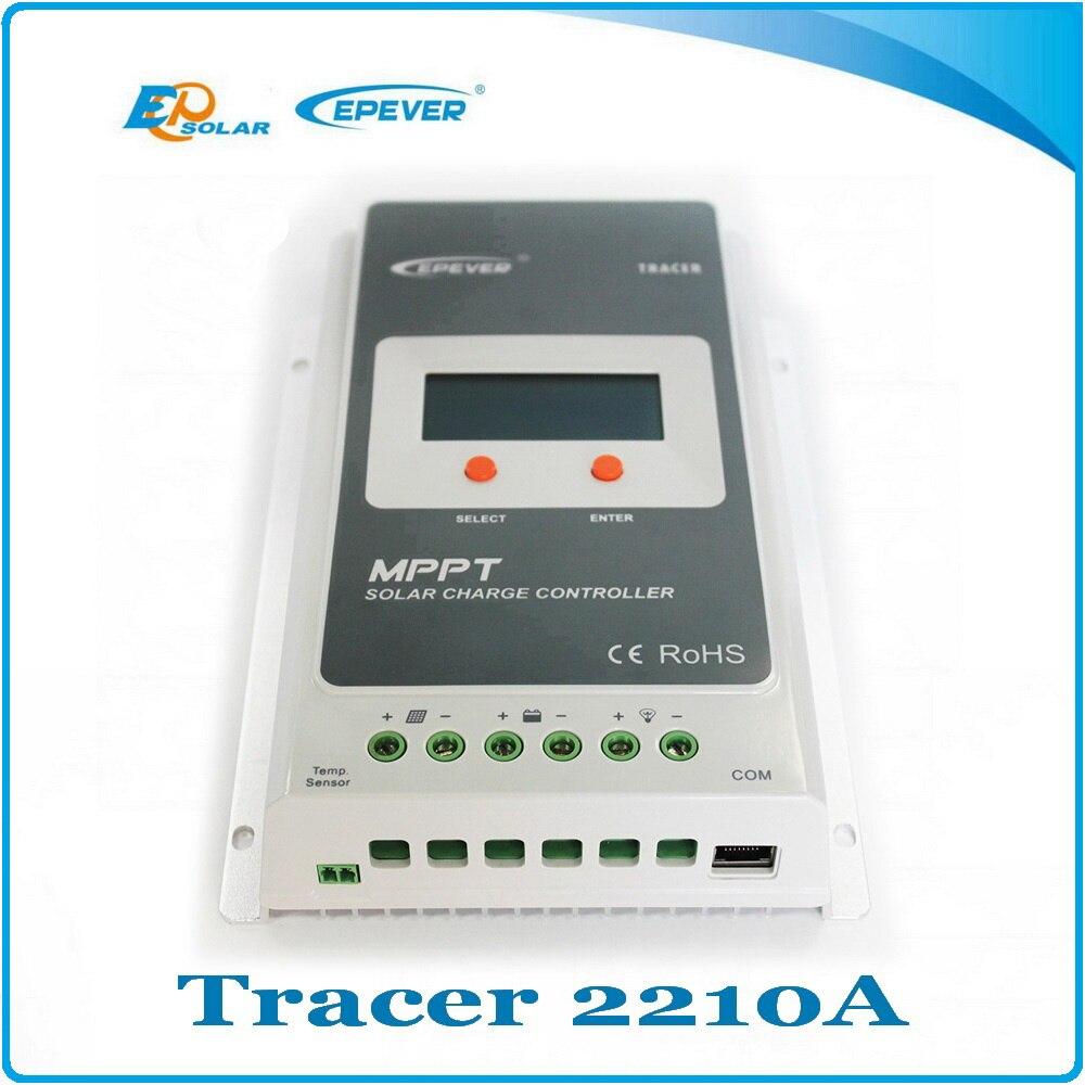 Contrôleur de Charge solaire 20A MPPT Max 100 V PV tension d'entrée, 12 V/24VDC panneau de batterie chargeur chargeur MPPT 20A contrôleur solaire
