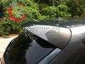 Apto para Mazda 3 MPS Aveo hatchback traseiro de fibra de carbono spoiler traseiro asa