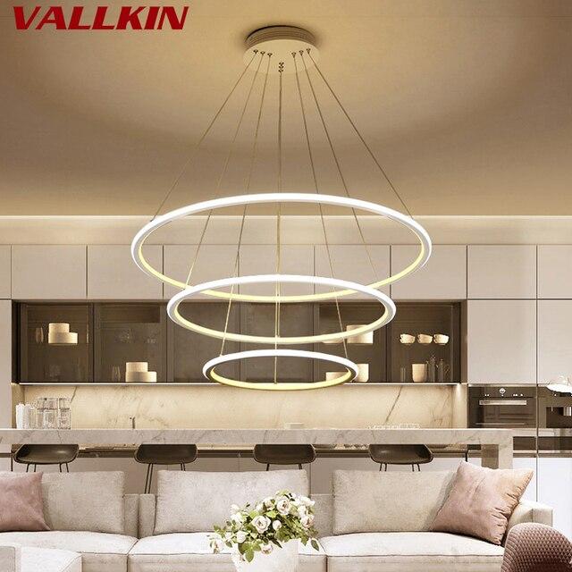 Lámpara colgante luces comedor lámpara moderna iluminación abajur ...