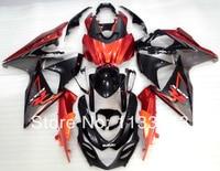 7 1tb2 Red Black For SUZUKI GSX R1000 GSXR 1000 K9 09 10 11 12 GSXR1000