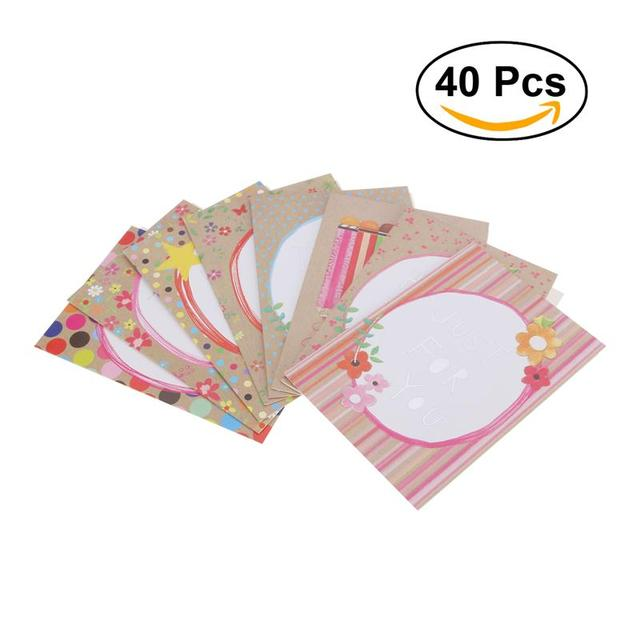40 pack novelty greeting cards happy birthday congratulations best