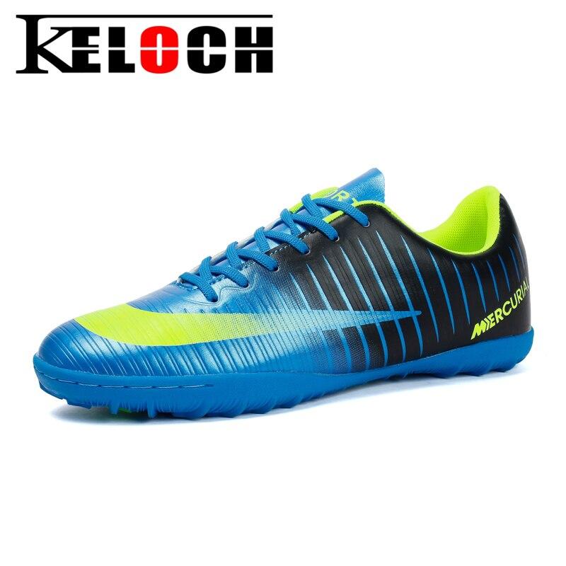 Spring Autumn Football Shoes Men