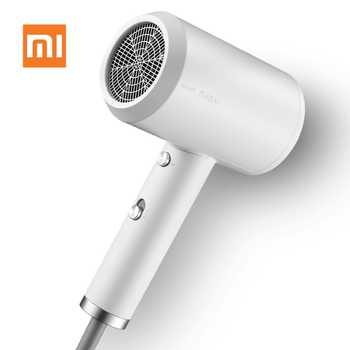 Original Xiaomi Zhibai Anion Hair Dryer Mini Portable 1800W Quick-drying Light Mi Blow Dryer Hair Tools for Travel Home Hotel - DISCOUNT ITEM  0% OFF All Category