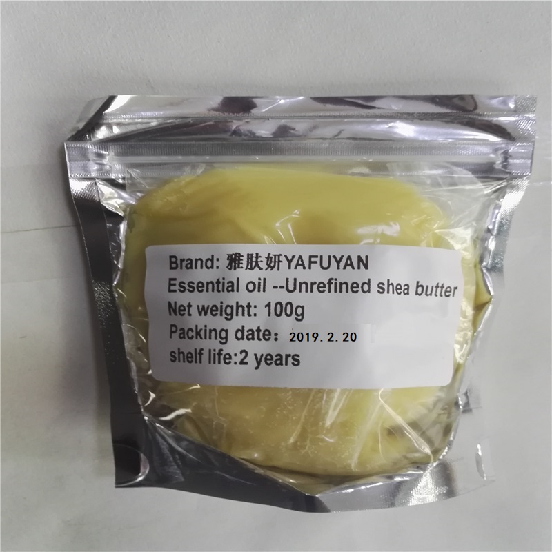 Cosmetics YAFUYAN 100g Raw Natural Organic Unrefined Shea Butter Oil Fresh Grade  Nourishing Moisturizing Wrinkle Skin Care