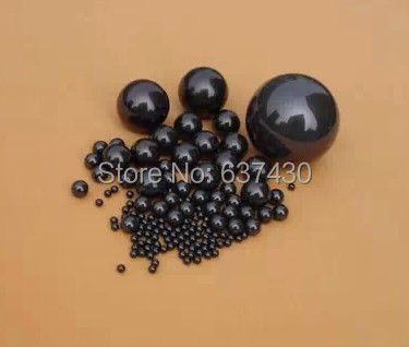 200pcs lot 3 32 inch Diameter 2 381 mm Si3N4 ceramic ball Silicon Nitride 2 381