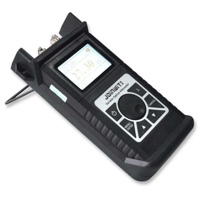 QIALAN CATV Fiber Optic Tester 2.5 60dB 1260 1650 Variable attenuator Equipment