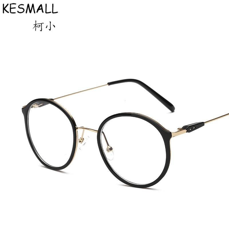 Optical Glasses Frame Women Light Eyeglasses Frames TR90 Fashion Ladies Gaming Glasses Frame Fit Myopia Len Oculos De Grau YJ218