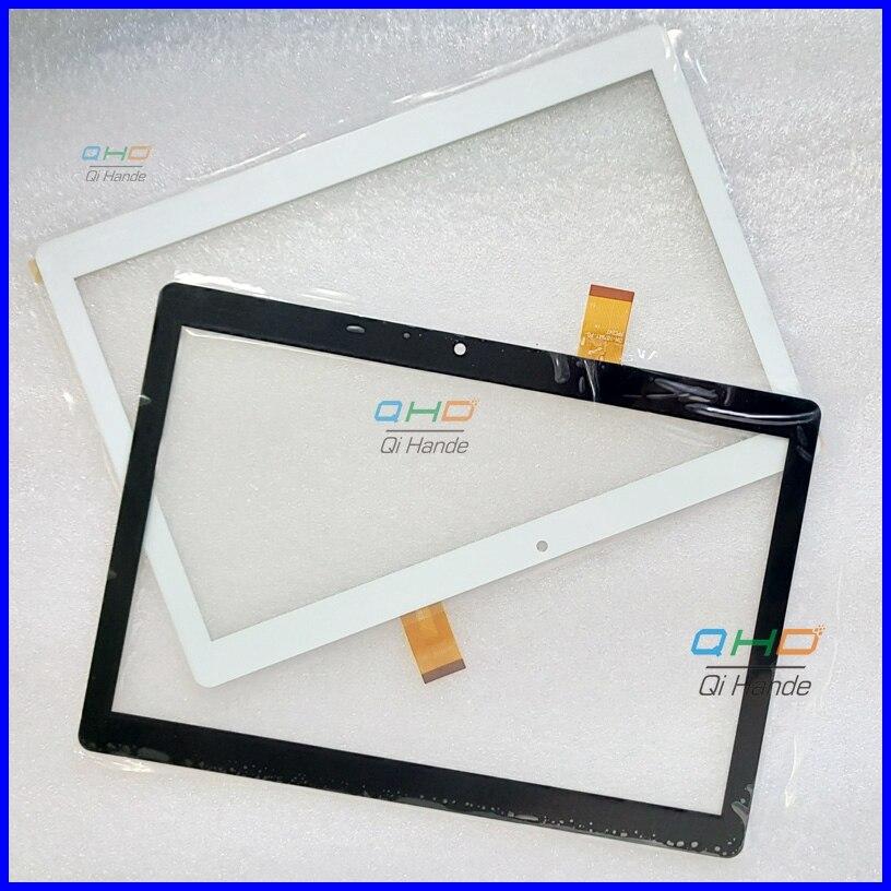 Novo Para 10.1 ''Tablet PC touchscreen DIGMA AVIÃO 1710 T 4G PS1092ML Sensor de Vidro Do Painel de Toque Digitador Digma avião 1710 T toque