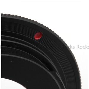 Image 5 - Pixco adaptador de lente M42 for EOS, anillo adaptador lente M42 para adaptarse a cámara Canon (negro), para cámara Canon EOS DSLR