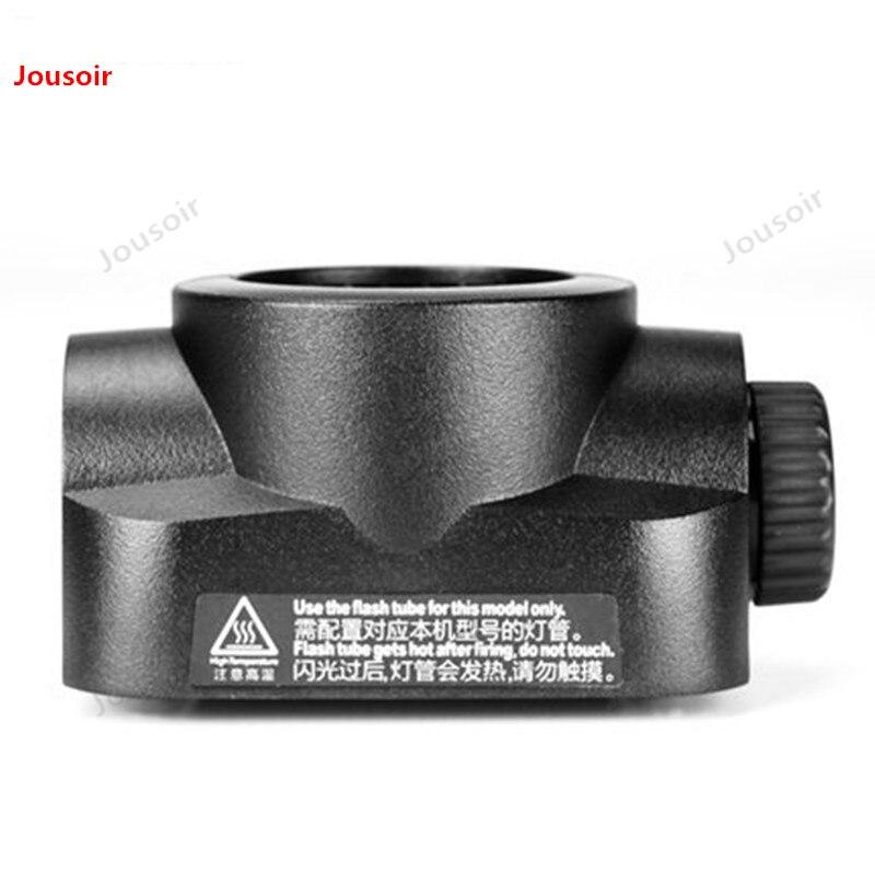 Godox AD200 porte-lampe tube nu accessoire flash appareil photo reflex haute vitesse lampe de prise de vue externe CD50 T03