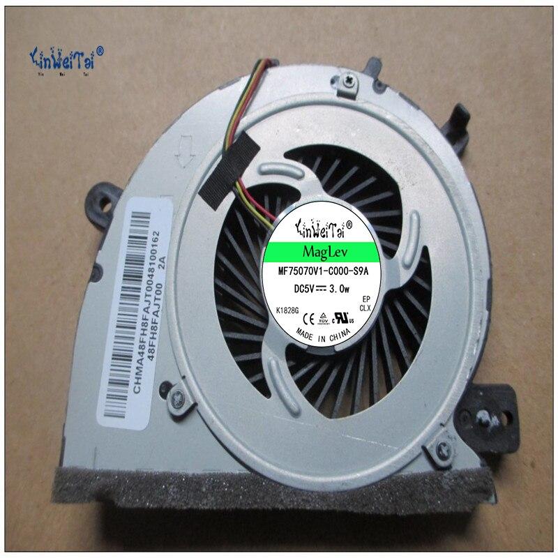 Nouveau refroidissement CPU d'origine pour ventilateur de refroidissement SUPER rouge CHA5605CS-OA-FH8 5V 0.5A
