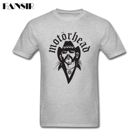 Heavy Metal Band Motörhead Männer T-shirt Wunderschöne Tees T-shirt Männer Kurzarm Baumwolle Benutzerdefinierte XS-3XL Marke Kleidung Für Erwachsene