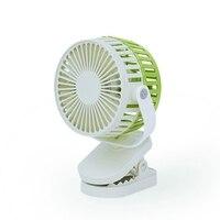 Ev Aletleri'ten Fanlar'de Taşınabilir Klip Usb Fan Kademesiz Hız ayarı Soğutucu Mini Fan Kullanışlı Küçük Masa Masaüstü Için Usb Soğutma Fanı Çocuk