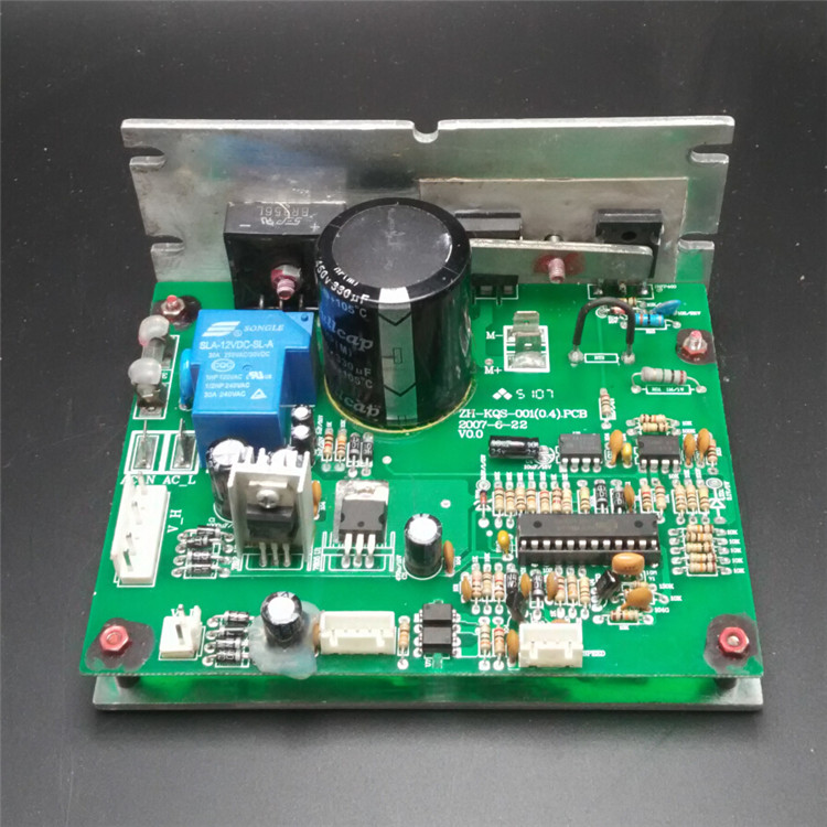 Free Shipping ZH-KQS-001(0.4).PCB ZH-KQS-001 Motor controller SHUA KUS optimal health treadmill circuit board motherboard big togo main circuit board motherboard pcb repair parts for nikon d610 slr