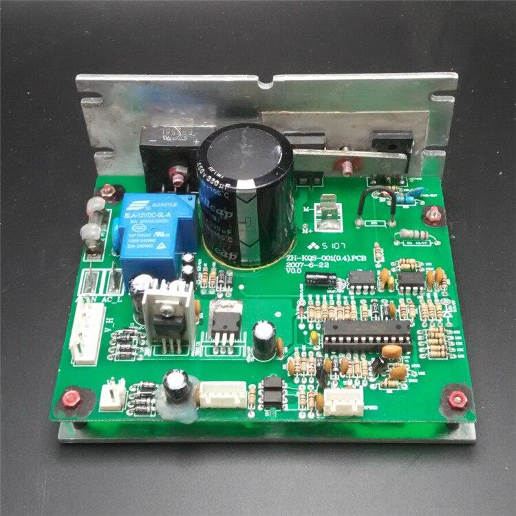 Livraison Gratuite ZH-KQS-001 (0.4). PCB ZH-KQS-001 Moteur contrôleur SHUA KUS une santé optimale tapis roulant circuit carte mère