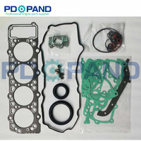 4M40 4M40T 4M40 T Overhaul Full Engine Rebuild Gasket Set For Mitsubishi PAJERO/Canter 35/Montero/Shogun 2835cc 2.8D/TD