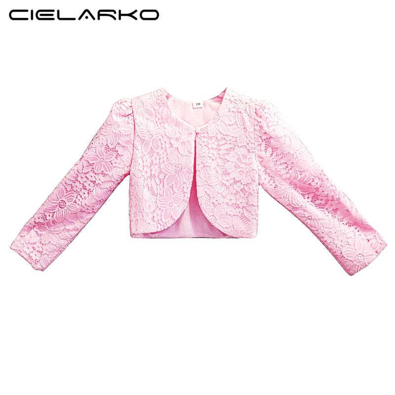 Kids Girls Bolero Faux Fur Shrug Jacket Cardigan Cape Coat Wedding Party Dress
