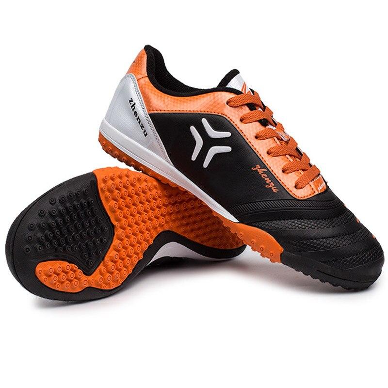 30f6345926 Botas de marca De Futebol Homens de Futebol Sapatos Botas De Futbol Zapatos  Meninos Interior Futsal Futebol Botas Sapatos