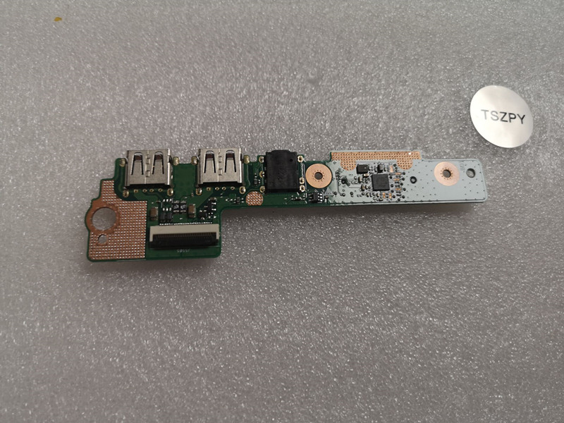 LAPTOP Audio USB Card Reader Board FOR Asus S400C 32XJ7IB0000 60NB0050-I01
