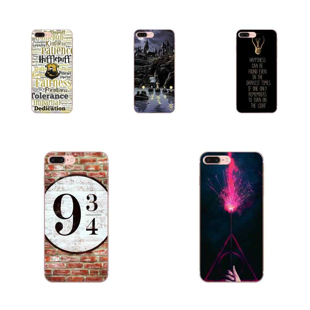 On Sale Luxury For Galaxy Alpha Core Note 2 3 4 S2 A10 A20 A20E A30 A40 A50 A60 A70 M10 M20 M30 Hufflepuff Hogwarts Harry Potte