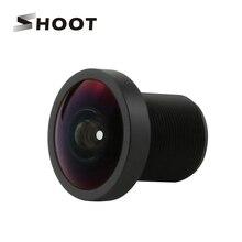 Профессиональный HD широкоугольный объектив SHOOT 170 градусов для Gopro Hero 2 1, Спортивная камера Go Pro Hero, аксессуары для экшн камеры